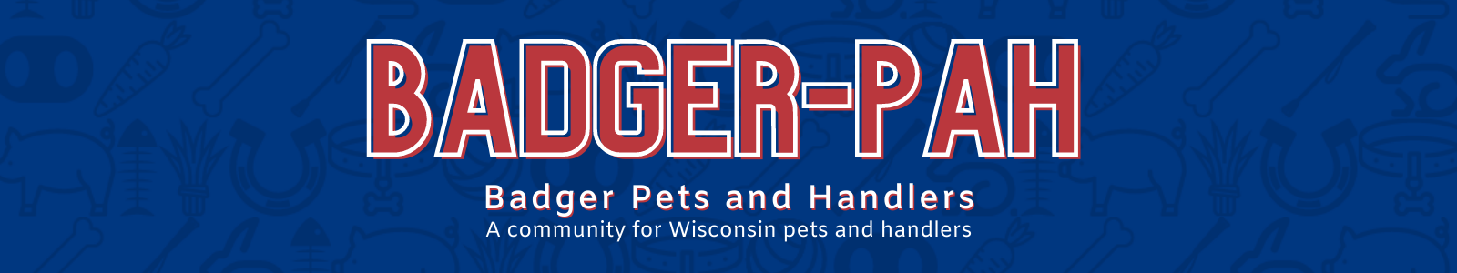 Badger Pets and Handlers